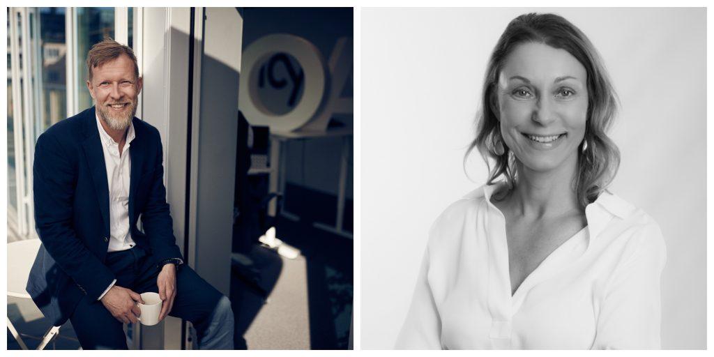 Paulina Illman Lindefeldt tar över VD rollen efter Richard Eklind