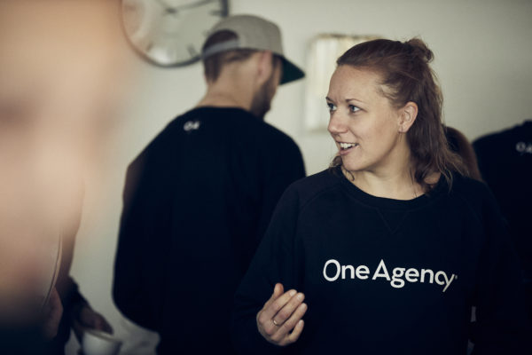 One Agency har teambuilding