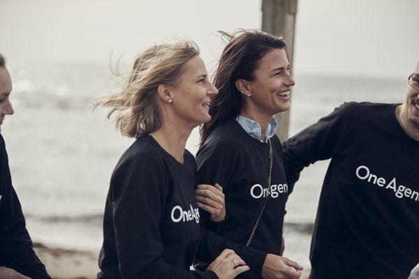 Team One Agnecy på företagsevent
