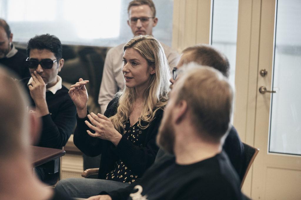 Teambuilding på One Agency