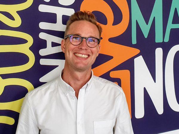 David Bennehult är en driven IT-projektledare på One Agency