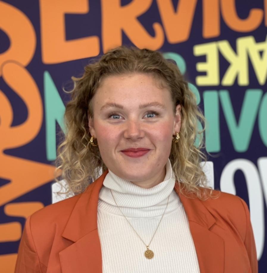 Emy Kristoffersson jobbar med Partnerverksamheten på One agency