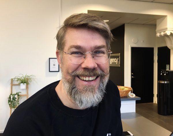 Marcus är IT-projektledare på One Agency