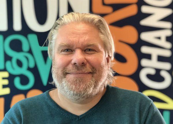 Fredrik Oja är backend-utvecklare på One Agency