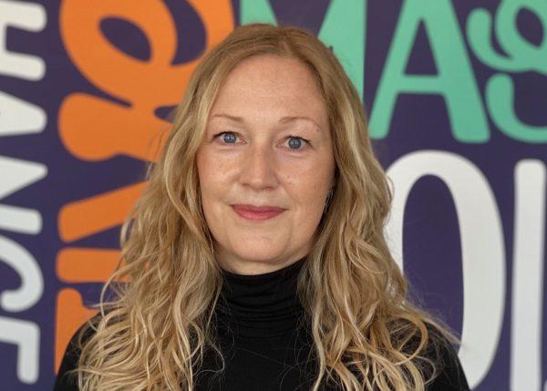 Åsa Österberg Widerstrand är Fronend-utvecklare på One Agency