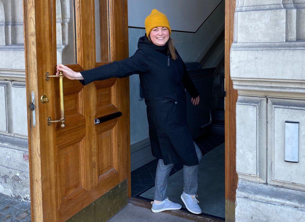 Ida Kjellman är IT-projektledare på One agency och älskar agila projekt.