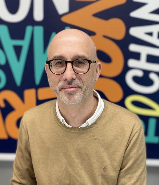 Christer Areskoug jobbar som IT-projektledare på One Agency