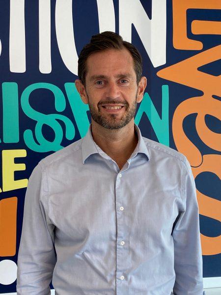 It-konsultsäljaren Anders Tisell välkomnas av Team One Agency
