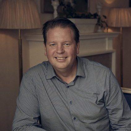 Per Forsberg är CTO och CIO på One Agency