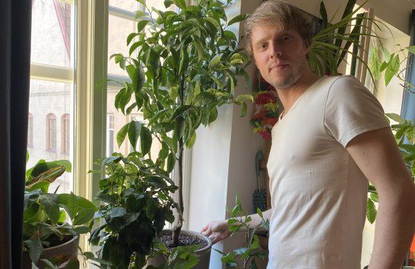 Alexander Herlin utvecklar inom .Net Core och Microsoft SQL för One Agency.