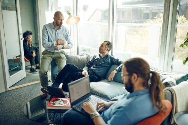 IT-konsulter på one Agency
