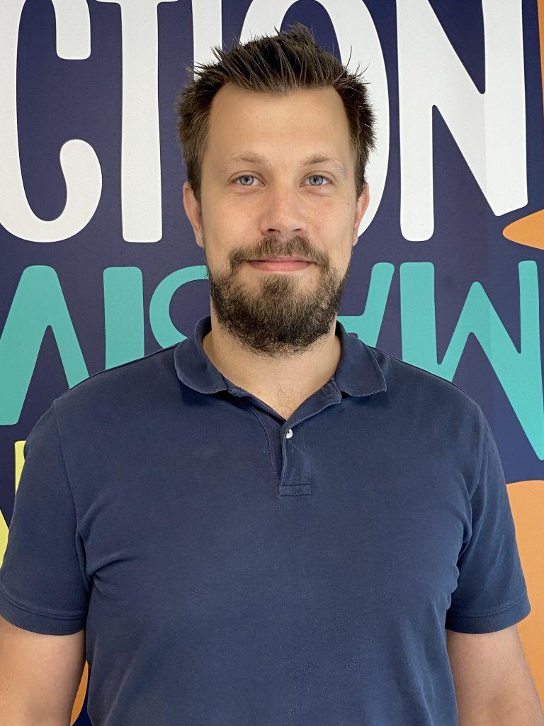 Joakim är en embedded-utvecklare med passion för fri mjukvara